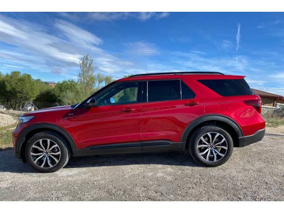 Prueba nuevo Ford Explorer: precio, opinión y datos de un SUV muy americano