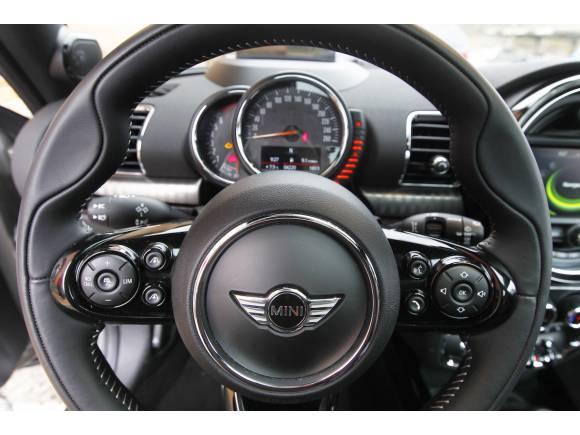 Nuevo Mini Cooper S Clubman, prueba y opinión
