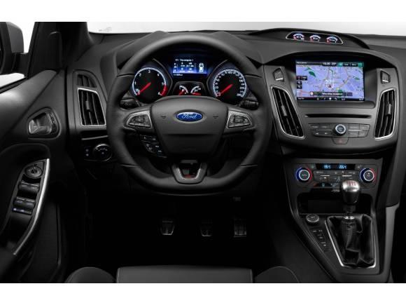 Nuevo Ford Focus ST con motor diésel de 185 CV