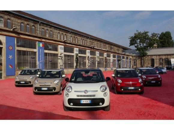Comprar coche: Fiat 500 L, a la venta desde 13.500 €