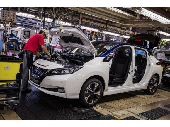 Nuevo Nissan Leaf 2018: el presente es eléctrico
