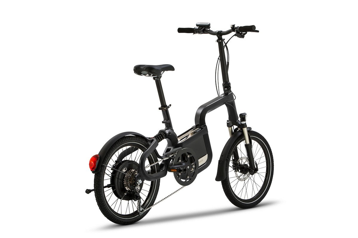 bici electrica Kymco Q