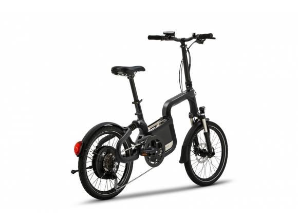 Prueba de la bicicleta eléctrica Kymco Q