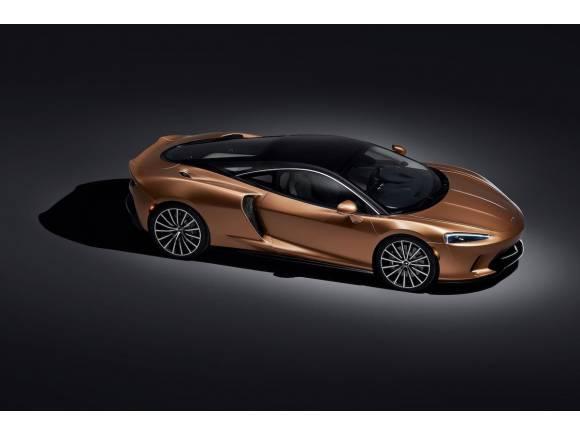 Nuevo McLaren GT, el gran turismo ligero y de motor central