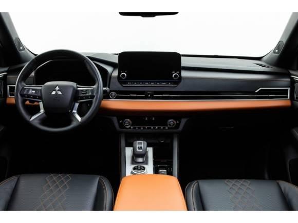 Conocemos el nuevo Mitsubishi Outlander... ¿llegará a Europa?