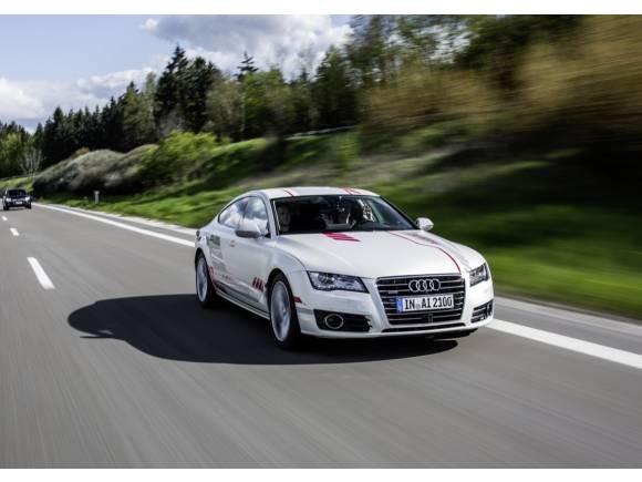 Audi avanza un paso más en la conducción pilotada