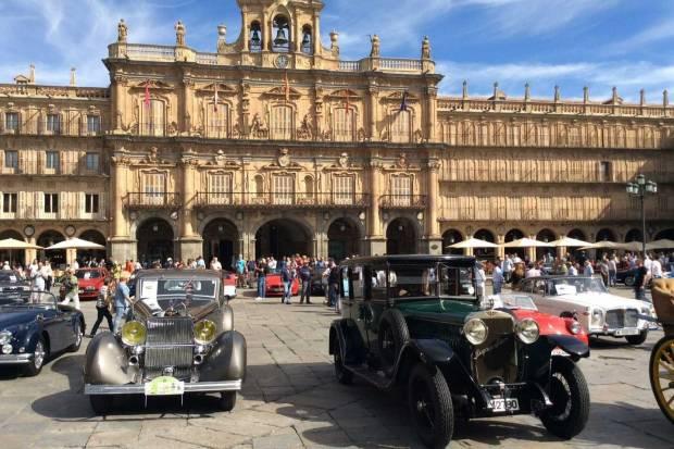 Concurso de Elegancia de Salamanca