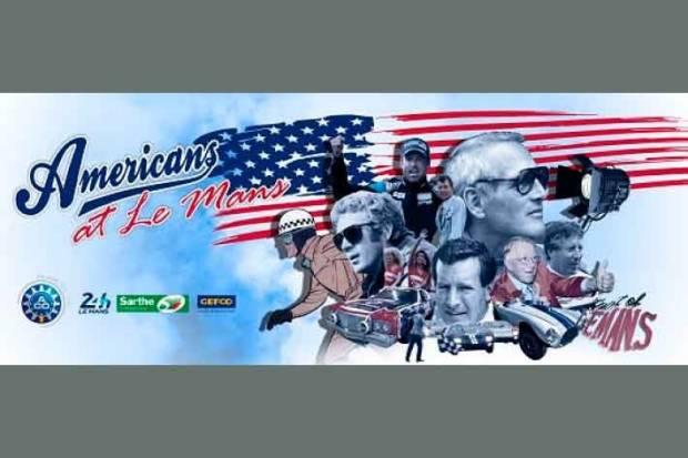 Americanos en Le Mans: exposición monográfica