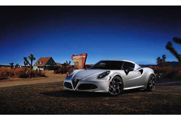 Vídeo: Alfa Romeo 4C Launch Edition
