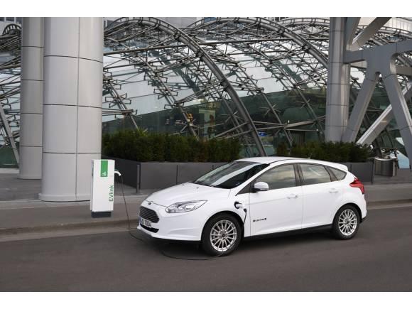 Ford Focus Electric: precio del primer coche eléctrico de Ford