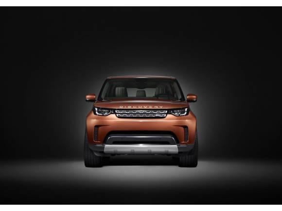 El nuevo Land Rover Discovery 2017 se presenta en París