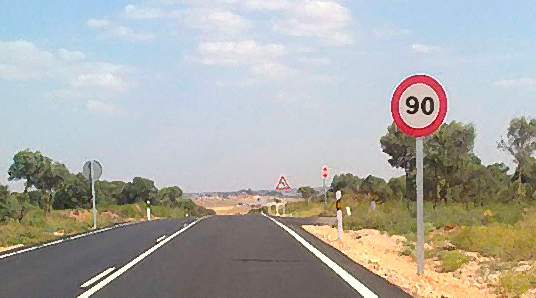 limites velocidad
