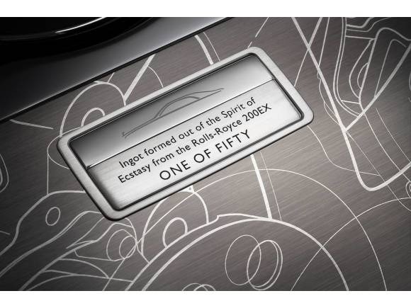 Rolls-Royce Ghost Zenith, colofón final a la berlina