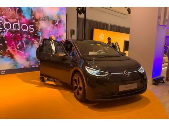 El Volkswagen ID.3 llegará en septiembre, aunque sin todas sus funciones