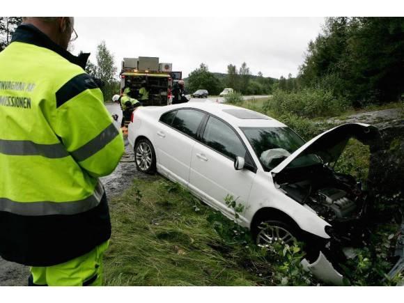 Tras un accidente importante es obligatorio pasar la ITV