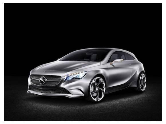 Prototipo: Así será el futuro Mercedes Clase A