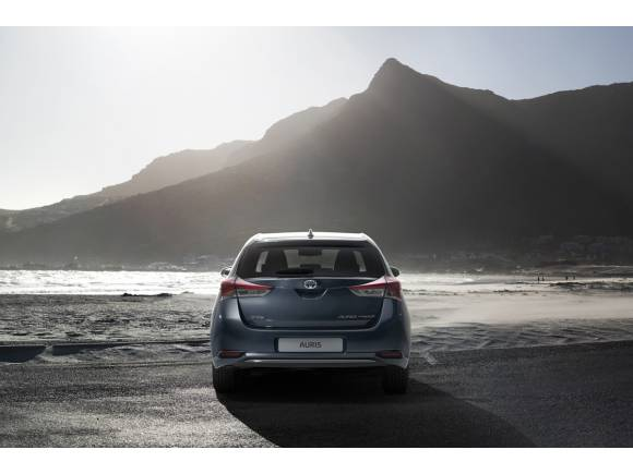 Nuevo diseño para el Toyota Auris en el Salón de Ginebra