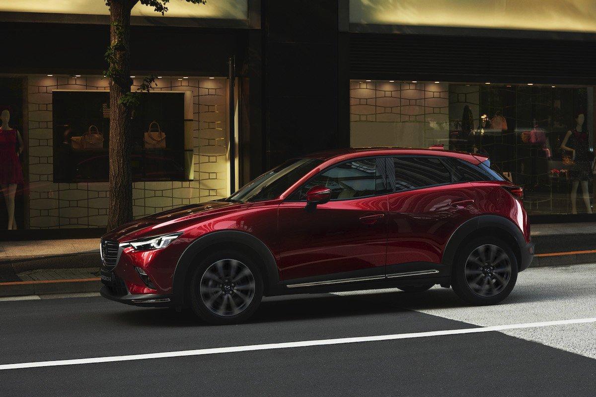 Prueba nuevo Mazda CX-3 2018