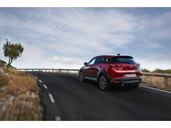 Prueba nuevo Mazda CX-3 2018, mejorado en lo que importa