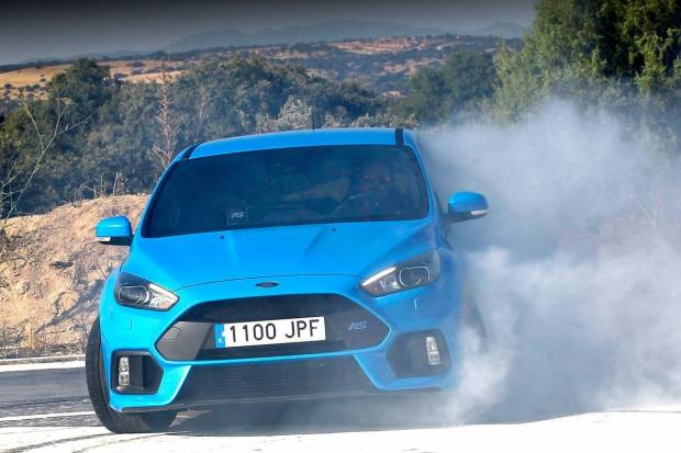 Técnica: Drive Mode Ford Focus RS