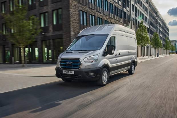Ford E-Transit: movilidad eléctrica para trabajar