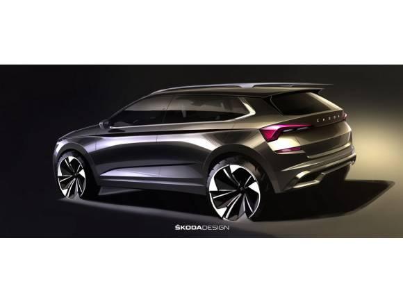 Skoda Kamiq, el nuevo SUV urbano de Skoda