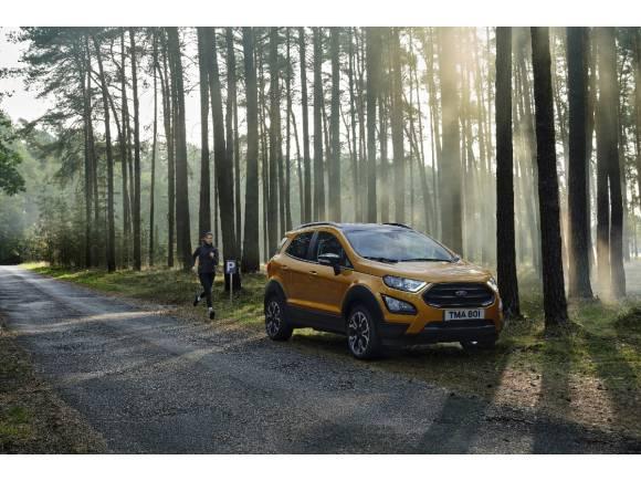 Ford EcoSport Active: un pequeño aventurero por 24.100 euros