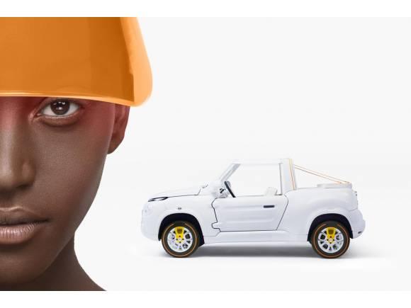 Citroën E-Mehari by Courrèges, a la moda francesa