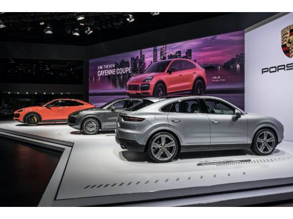 Un millón de Porsche Cayenne: la historia del coche que salvó la compañía