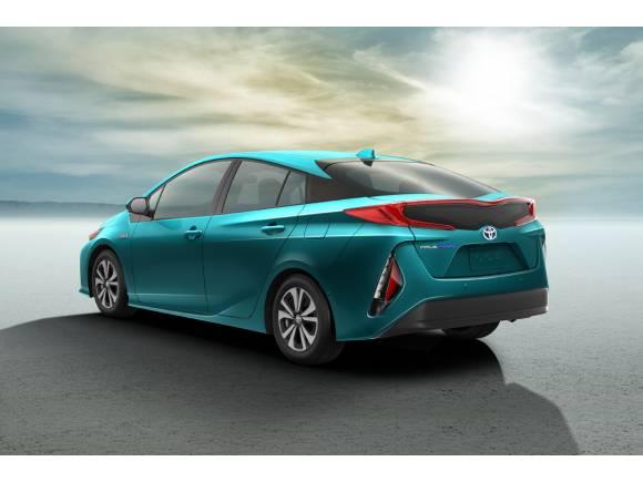 Toyota Prius Prime, la variante híbrida enchufable