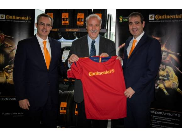 Continental, una gama extensa líder en primer equipo