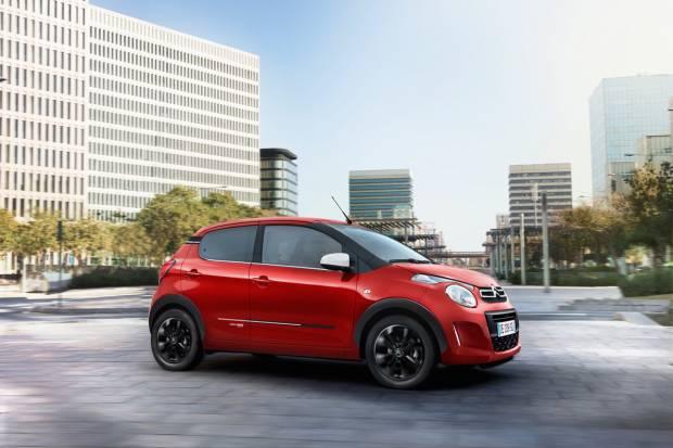 Citroën actualiza la serie Urban Ride del C1