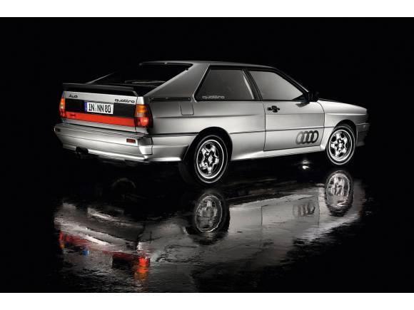 Audi quattro: el coche que se convirtió en un emblema