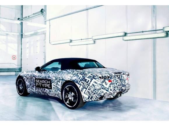 Jaguar F-Type: Nuevo coche deportivo de Jaguar
