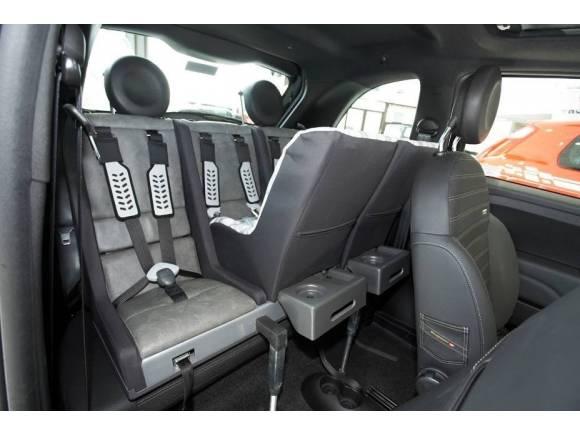 Multimac, la solución para llevar tres sillas infantiles en cualquier coche