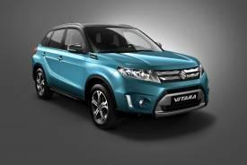 Primera imagen del nuevo Suzuki Vitara