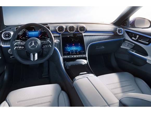 Nuevo Mercedes Clase C 2021: así es el Clase S en miniatura