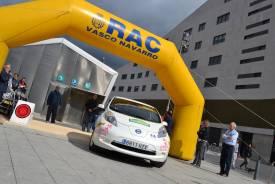 Vuelve el Mundial de Rallyes Ecológicos a Vitoria: tramos y participantes