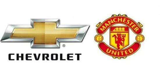 Chrysler sponsor manchester united