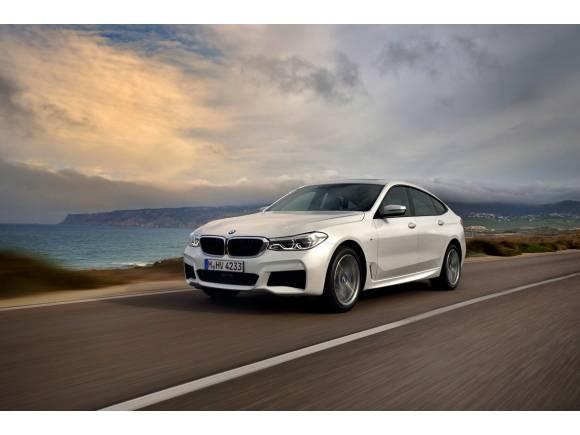 El BMW Serie 6 Gran Turismo tendrá un nuevo motor diésel en verano