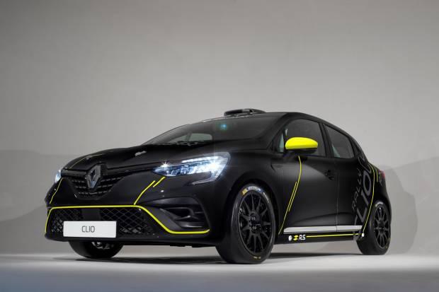 Renault Sport crea un Clio para rally, circuito y cross