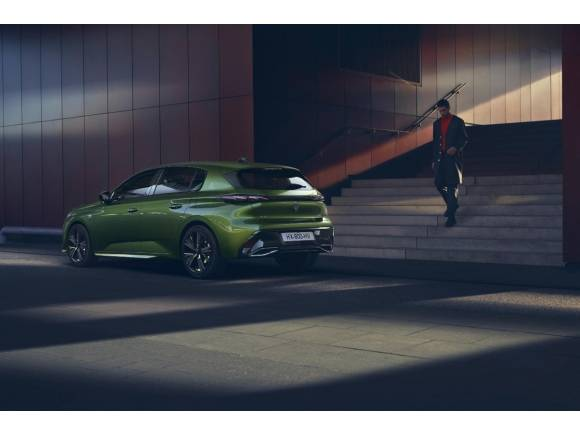 Confirmado: habrá un Peugeot e-308, 100% eléctrico