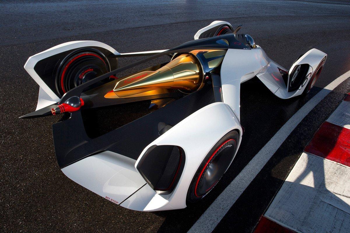 Chrevolet Chaparral 2X Vision Gran Turismo