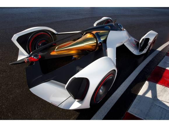 2X Vision Gran Turismo, celebrando la unión de Chaparral y Chevrolet