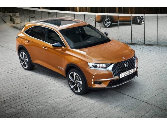 El próximo modelo de DS será un SUV híbrido enchufable