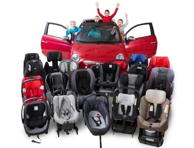 asiento seguridad infantil