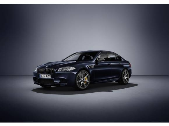 BMW M5 Competition Edition: 600 CV para el M5 más exclusivo