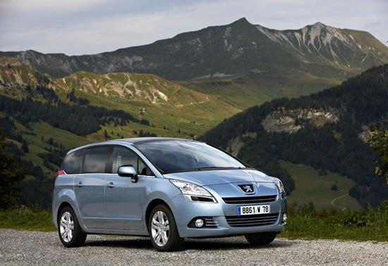 El Peugeot 5008 ha sido de los últimos lanzamientos de este segmento