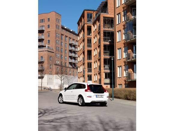 Volvo ya prepara el C30 eléctrico enchufable