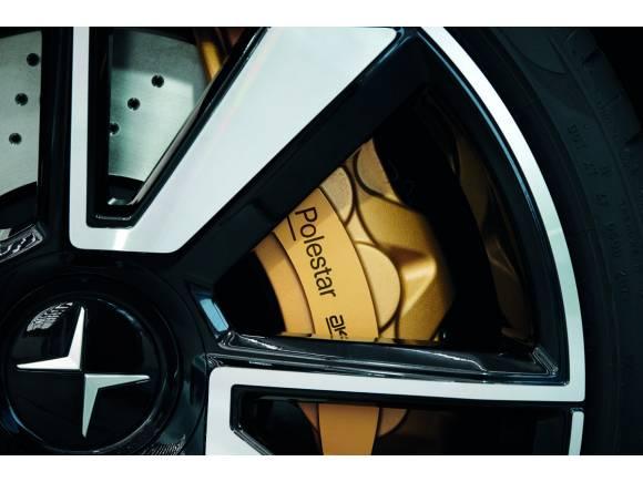 Polestar 1: 600 CV para el primer híbrido deportivo de Volvo